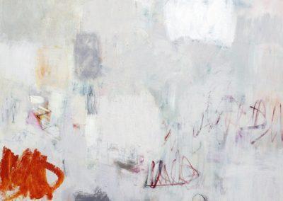 """Rise <br>60"""" X 48"""" Acrylic on Canvas"""