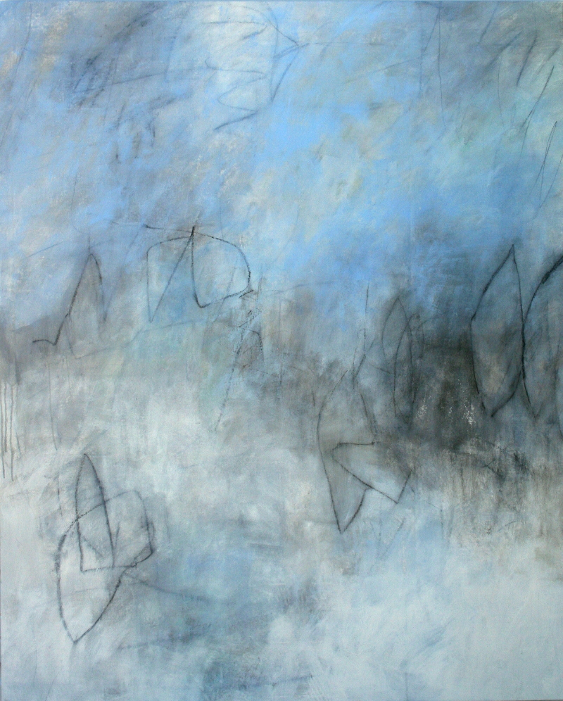 julie schumer Composition-in-Blue-and-Gray-at-Thomaston