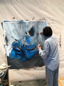 julie schumer private artist workshop