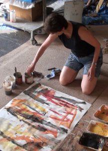 Julie Schumer Go Big Workshop