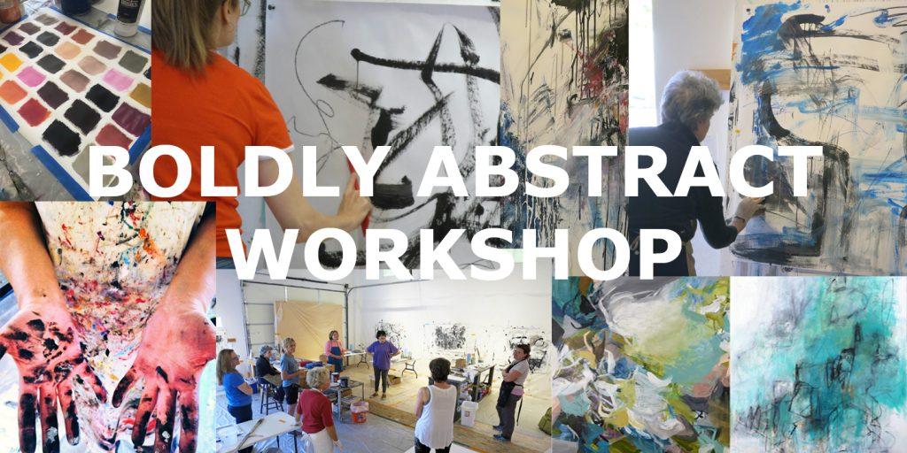 julie schumer workshops boldly abstract